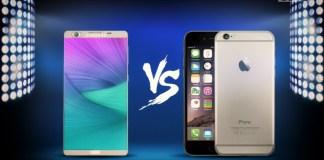 Galaxy Note 7 Vs. iPhone 7 Plus