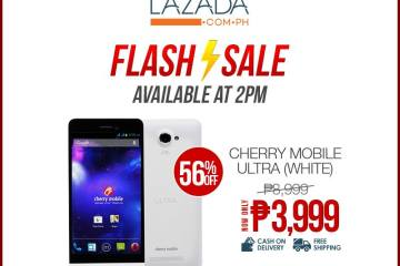Cherry Mobile Flash Sale
