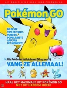 Pokémon-go-boek
