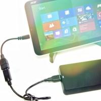Cómo conectar disco duro a tablet android