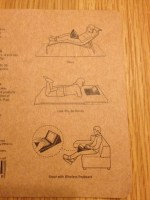 PadPillow instructions