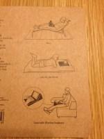 PadPillow instructions