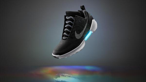 Nike Self-Tying Sneakers Now on Sale