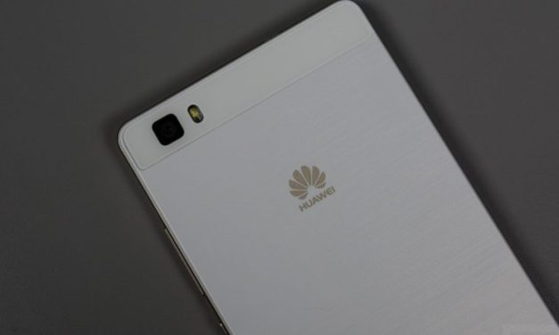 Huawei P8 Lite saves the life of its owner