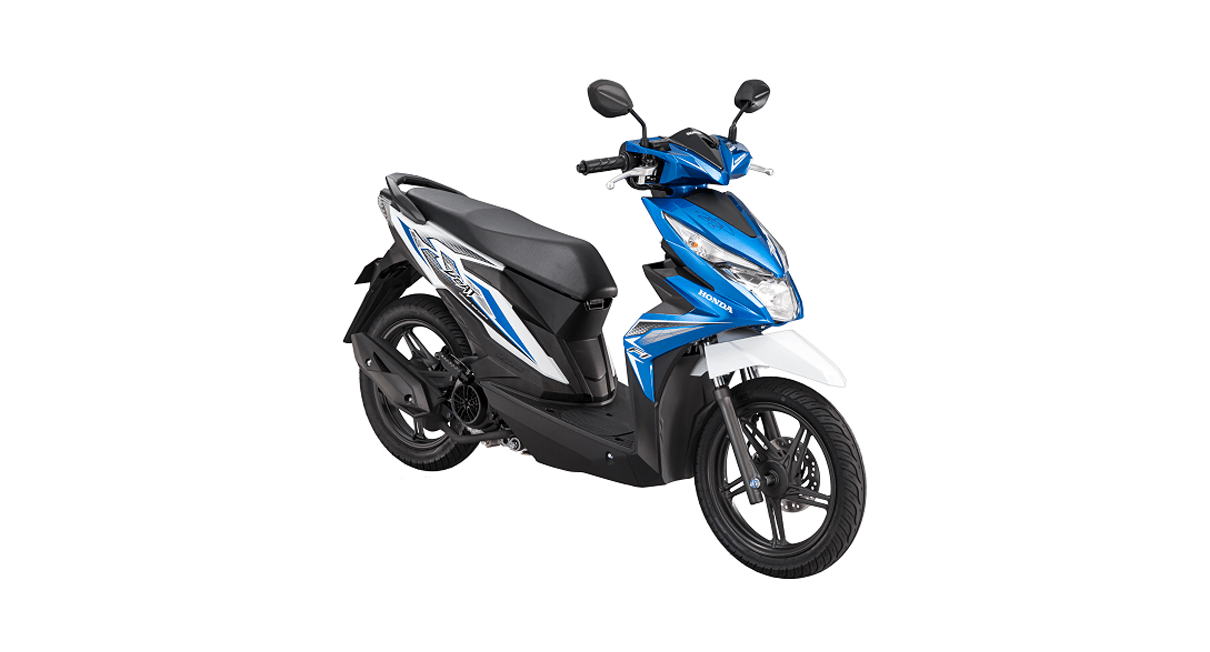 honda philippines inc hpi launched the all new beat an update to its automatic scooter and part of gen s lineup designed towards millennials