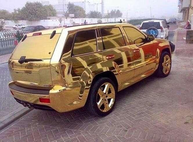 Dubai é uma cidade de milionários Veja as Imagens...