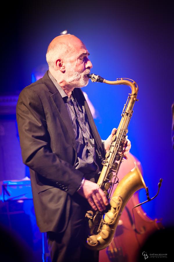 LIONEL BELMONDO, Concert Jazzin Trivy