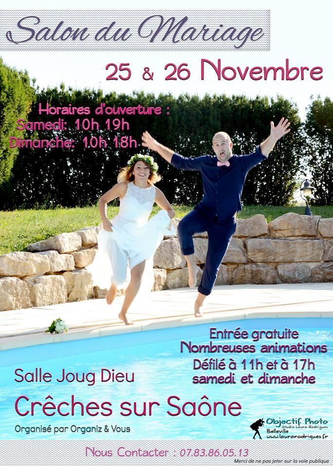 Salon du mariage Crêche sur Saône