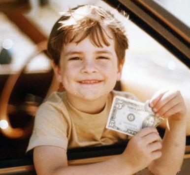 Prvih 5 dolara zarađenih od preduzetništva - Nate & Tilly Ritter via Flickr (CC BY 2.0)