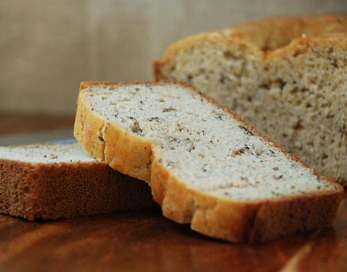 Paleo Summer Thyme Bread
