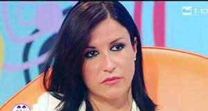 Lorenza Morello in una delle sue frequenti apparizioni televisive su Rai Uno