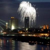 schöne Feuerwerk Fotos - Anleitung
