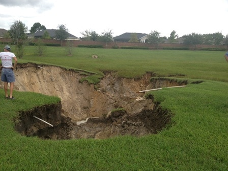 What Every Floridian Should Know About Sinkholes