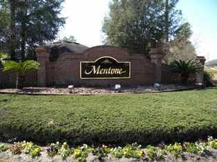 Mentone Community in Gainesville FL