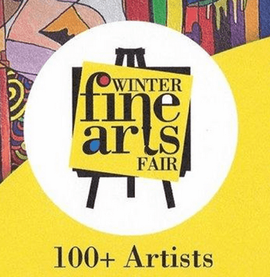 Tioga Winter Fine Arts Fair – This Weekend!