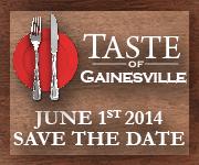 5th Annual Taste of Gainesville