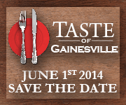 5th Annual Taste of Gainesville