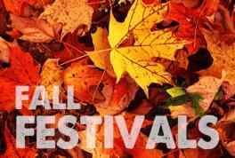 2014 Fall Festival Calendar for Gainesville & Surrounding Communities