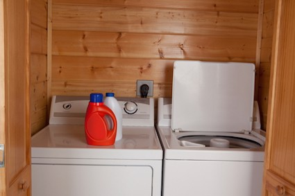 Spruce Up Your Laundry Room-Home Seller Tips