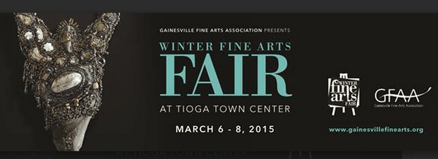 Winter Fine Arts Fair at Tioga This Weekend!