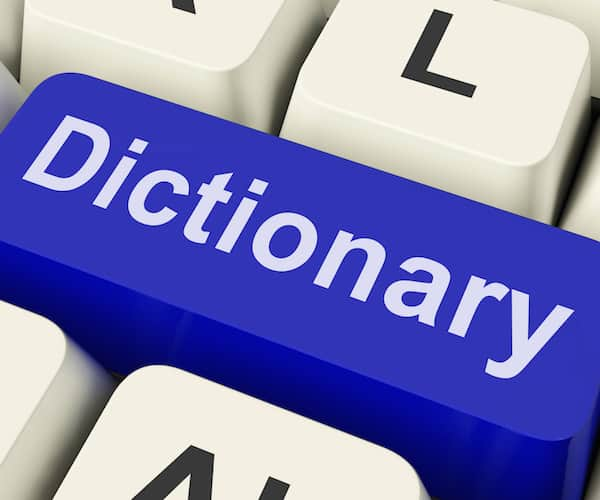 Vocabulary Every Home Buyer & Seller Should Know