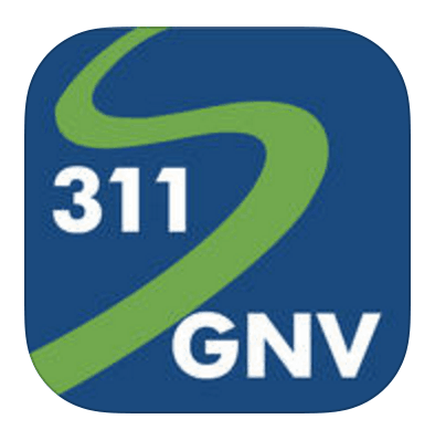 311GNV – City of Gainesville Free App for Services