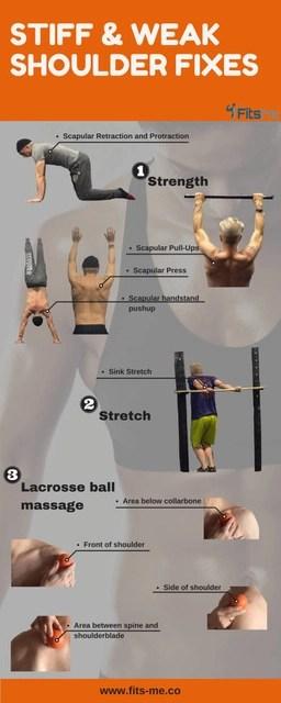 Weak and Stiff Shoulder Fixes