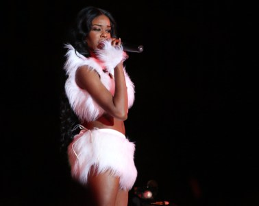 Azealia Banks - Life Ball 2013 - opening show