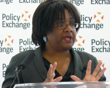 Diane_Abbott_MP_delivering_her_keynote_speech_'Children_and_public_health_putting_families_at_the_heart_of_policy'_(cropped)