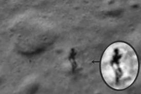 Bugüne Kadar Çekilmiş Kafa Karıştıran 10 Ay Fotoğrafı