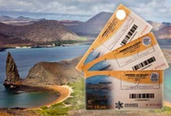 Galapagos Transit Card