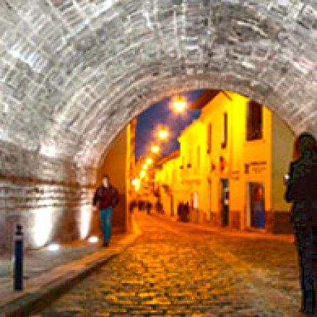 la ronda tunnel