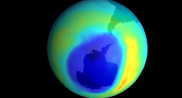 """Ozono, buone notizie: il """"buco"""" si sta chiudendo"""