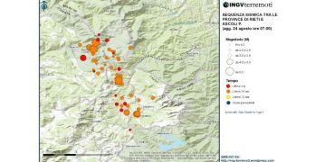 Terremoto, cosa sta accadendo nell'Italia centrale?
