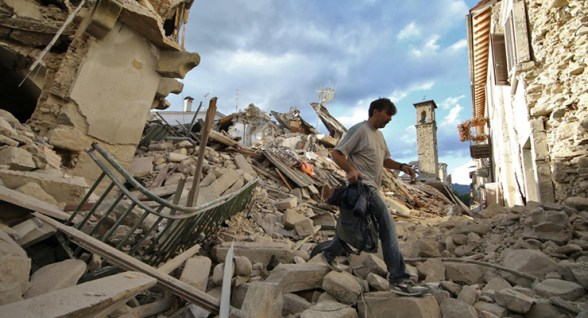 Anche questo terremoto (come gli altri) non si poteva prevedere