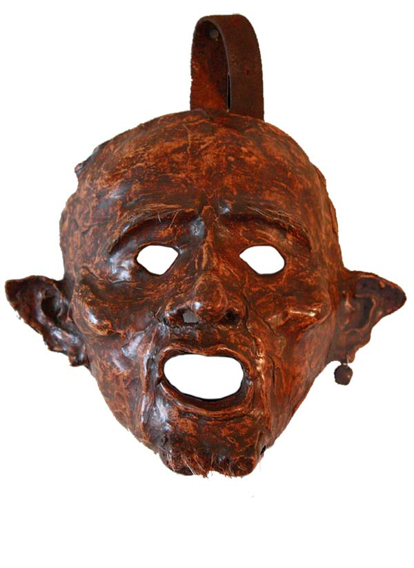 masque galingale 1
