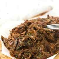 4-Ingredient Slow Cooker Dr. Pepper Pulled Pork
