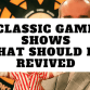 Classic Game Shows