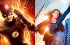 Flash Supergirl crossover