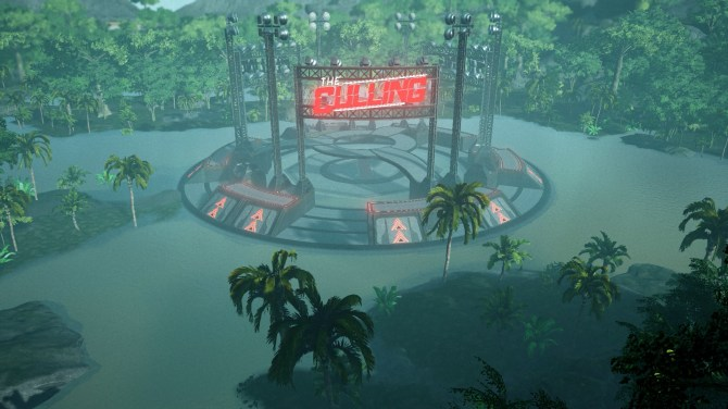 The Culling - Die Arena - Frohe Hunger Games