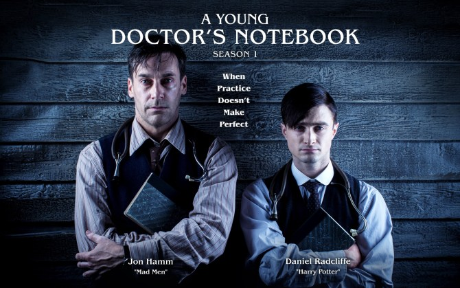 A-Young-Doctors-Notebook-Titel-Bild