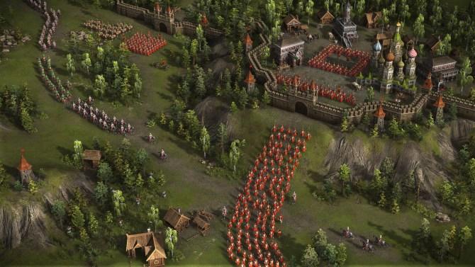 Cossacks-3-Eine-russische-Burg
