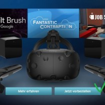 HTC-Vive-SteamVR-Ich-habe-vorbestellt