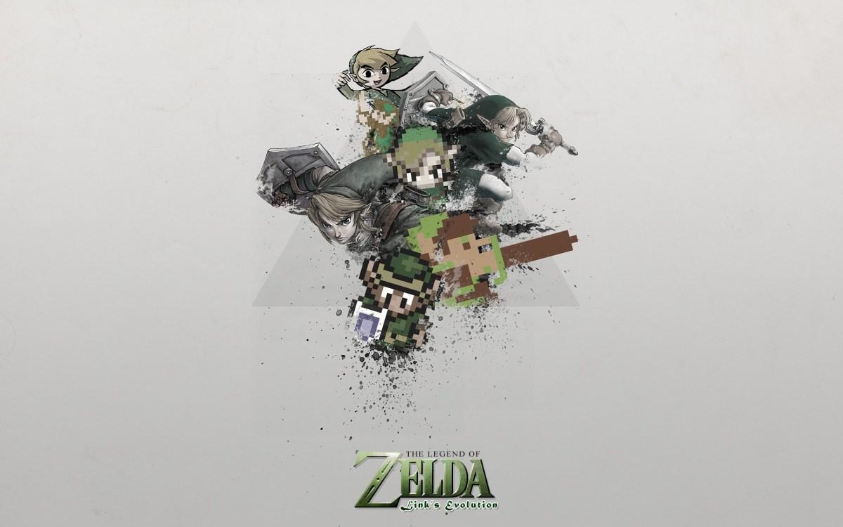Infographic: The Legend of Zelda Sales Comparison