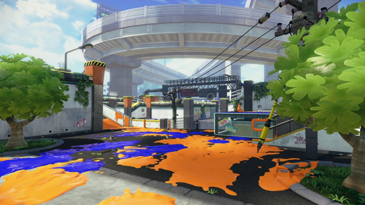 Quiz: Name every map in Splatoon