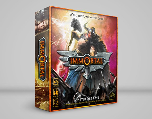 Immortal: Master Set One