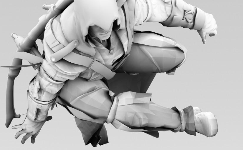 Assassin's Creed III Demo Reel