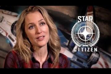 Gillian Anderson – Star Citizen Squadron 42: Behind the Scenes
