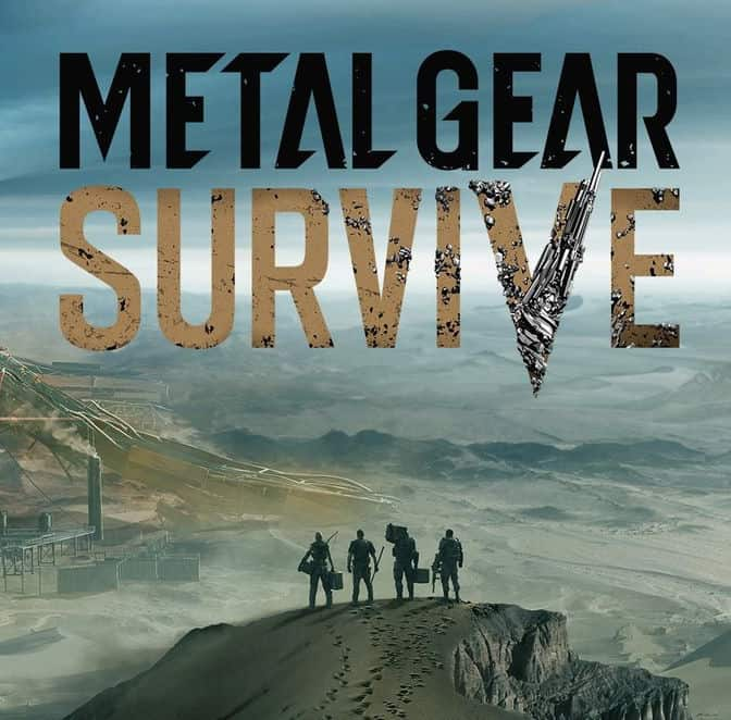 Metal Gear Survive: pubblicato il primo video gameplay