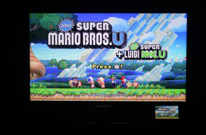 New Super Mario Bros. U Off-TV Play 1